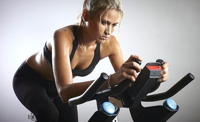 The convenience of owning your own spin bike & the fitness ...